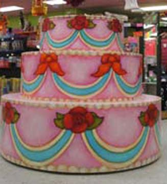 Pop Out Bakery Usa Largest Popout Jump Out Cake 50 States Bakeries